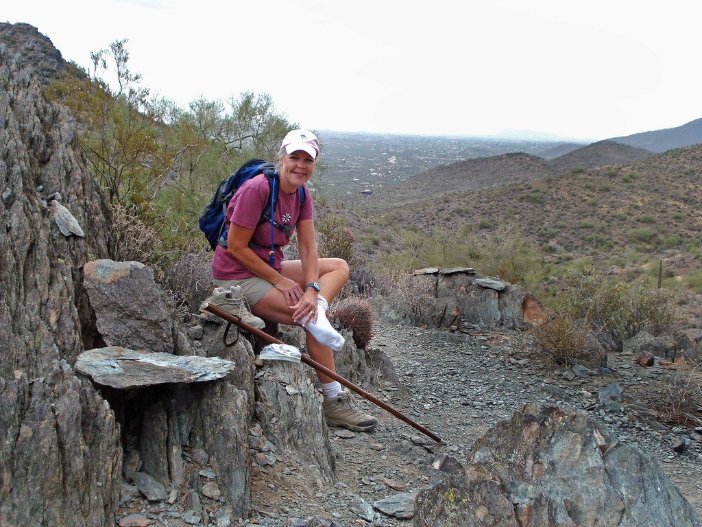 Cave Creek Recreational Area - Go John Trail