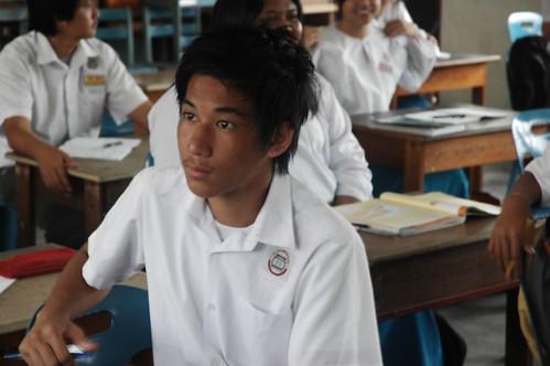 Ali in Class