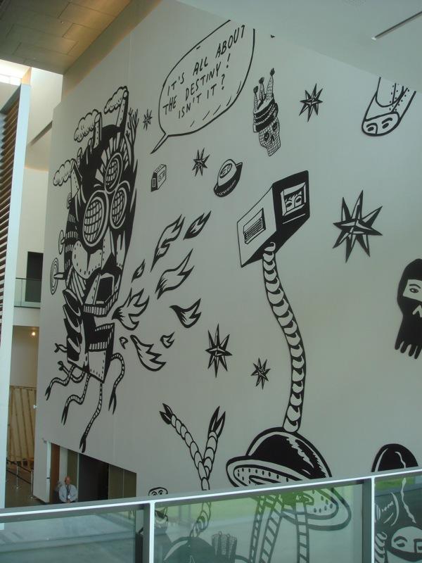 Eko Nugroho, GOMA, Brisbane