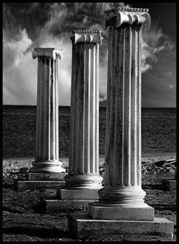 turkey, three pillars | Flickr - Photo Sharing!