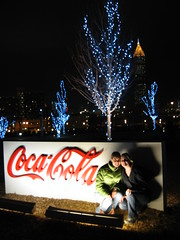 me and jq (jkenning) Tags: atlanta cocacola worldofcoke 2007 cokemuseum