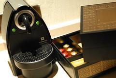 Nespresso in Sharq room