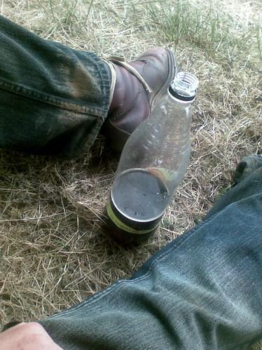 A drunken Wouters
