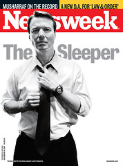 John Edwards on the cover of Newsweek