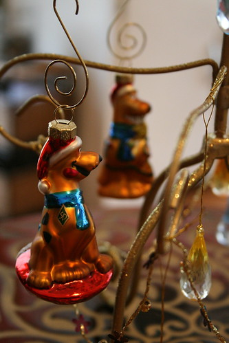 Lisa's Scooby Doo Ornament