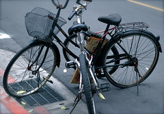 The Town Bike... (Steve Leggat) Tags: bike outdoorsex publicsex