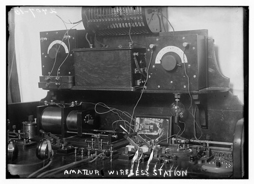 Amateur wireless station (LOC)