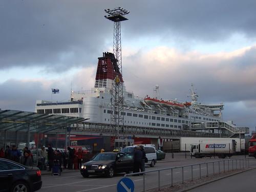M/S Mariella in Helsinki