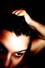 Tira (Poisonous_mistresS) Tags: sexy face sex canon hair nose eyes kiss hand sensual occhi sguardo canon350d mano canoneos350d canoneos nero viso livid buio naso braccio capelli faccia eos350 canoneos350 sensuale tirare canon350 attraente baciare livido eossesso baciarmi