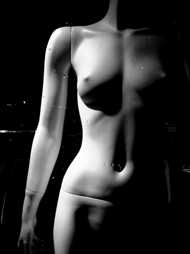 The Inexplicable Erotic Nature of Nighttime Mannequins