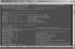My Current Emacs Screen
