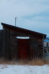 abandoned shack_photo of the day (grafficartistg4) Tags: winter snow cold abandoned ice montana solitude alone shack kalispell photooftheday skilling