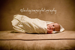 tiny peanut (lindeymagee) Tags: boy baby photography tiny blanket newborn bundle sweetness alert wideawake swaddle premie ittybitty polkdots explore58 lindeymagee