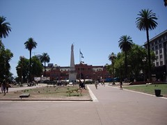 Plaza de mayo in BA