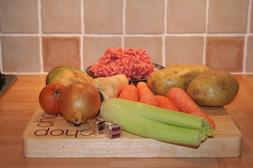 Lancashire Hot Pot - Ingredients 1