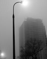 Higher Krk (salahudin's paragnomen) Tags: light mist fog high krakw alert krakoff fogalert
