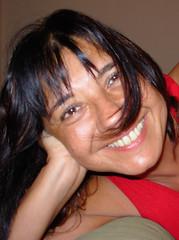 Com mulher de bigode nenhum homem pode :-) (Animal Photo) Tags: woman smile happy mulher bigode sorriso mustache iloveyoursmile juliocastro