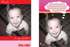 Custom Photo Valentine (4 designs)