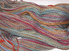 Dublin Bay sock yarn 2