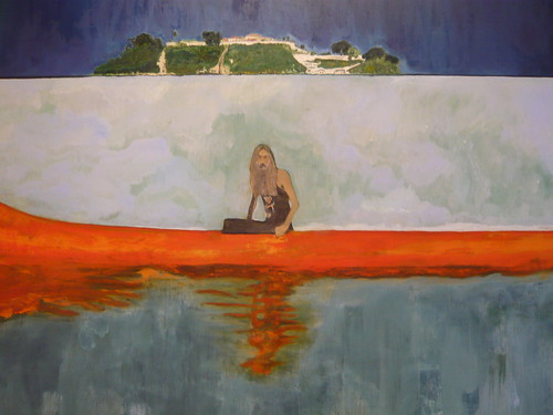 Peter Doig at Tate Britain by Catfunt