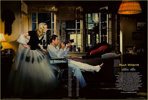 Rear Window by Vanity Fair