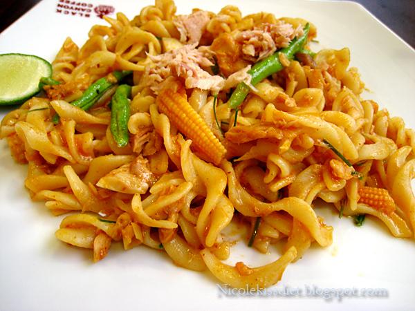fried fusili