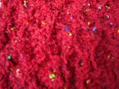 Scarf for Mom -- Detail