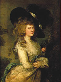 gainsborough duchess Devonshire_3