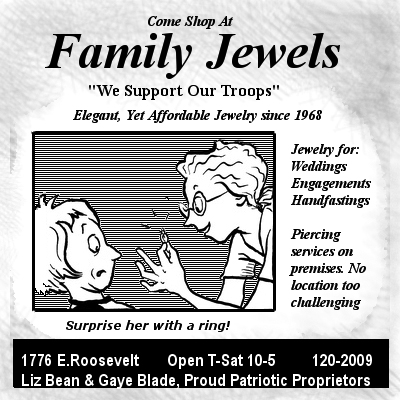 Family Jewels by ELaine