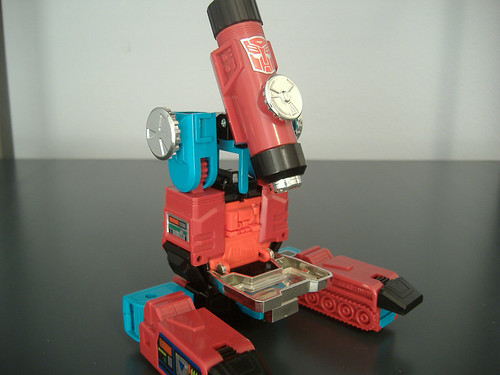 Perceptor alt mode