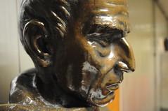 """""""Jos de Anchieta"""" Luiz Morrone (ARTExplorer) Tags: brazil sculpture art brasil museum bronze museumofart museu arte sopaulo kuns"""