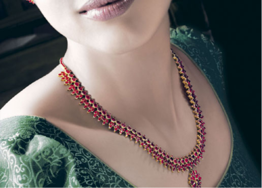 Tanishq - Collections - Moham Collection - Gallery :  necklace indian jewelry tanishq