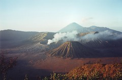 1999-07 Mount Bromo (themillersofliverpool) Tags: indonesia mountbromo