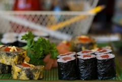 sake house sushi