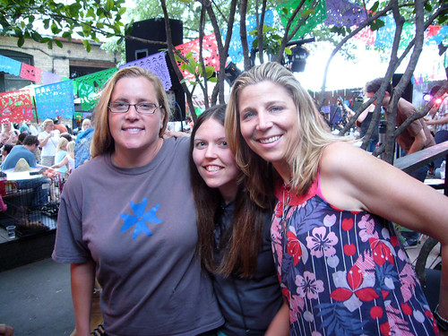 Susan Gibson + Jana + Terri Hendrix