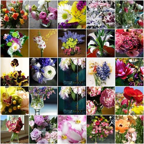 Flowers that make me happy