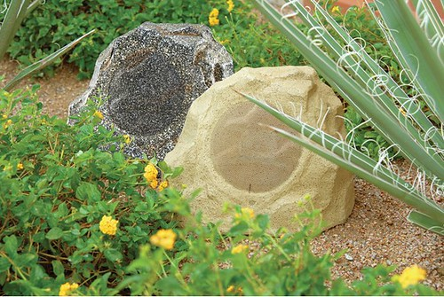 large: NXG's 6 ½ 2-Way Weather-Resistant Rock Speakers