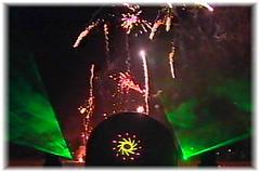 Funky Laser Show (EpicFireworks) Tags: display fireworks bonfire pyro epic pyrotechnics epicfireworks