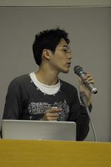 冨永 和志 (Seacolor) さん, BOF A-2 java-jaプレゼンツ・第十一回 第2回チキチキ JJUG だよ全員集合 ライトニングトーク大会, JJUG Cross Community Conference 2008 Fall
