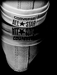All Star reflection. (CWhatPhotos) Tags: sneakerhead collection assemble lots many pairs star allstars ox oxford all stars american converse baseball shoe red white rubber sneakers design chuck taylor feet foot wear shoes closeup sole size 11 macro photographs photograph pics pictures pic picture image images foto fotos photography artistic cwhatphotos that have which with contain chucks canvas canvasshoes olympus em5mk ii john varvatos multi color best starsole amazing
