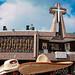 Sombreros antes de la Basilica