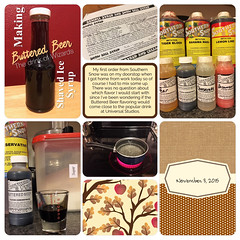 Buttered Beer Shaved Ice Syrup Nov 2015-13.jpg (girl231t) Tags: zzprojectlifeapppages utah tinaandscotthouse santaquin bakingcooking 03place 04year 2015 0photos shavedice food 0scrapbooking 02event projectlifeapp scrapbook layout 12x12layout