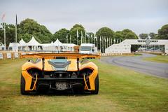 2015 McLaren P1 GTR #2. (dementedb43) Tags: 2015 mclaren p1 gtr goodwood festival speed sussex british supercar hypercar michelin harrods