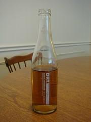Dry Rhubarb Soda