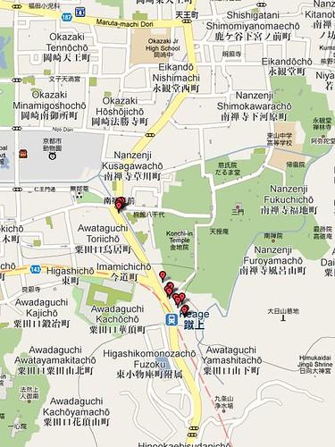 蹴上舊鐵道01