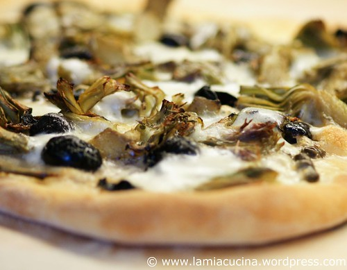 Pizza ai carciofi e Taleggio 0_2011 05 18_3755