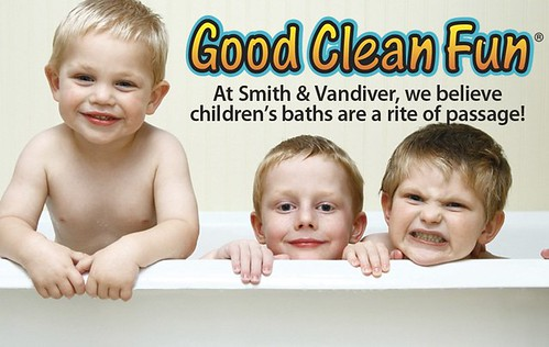 Good Clean Fun from SMITH&VANDIVER