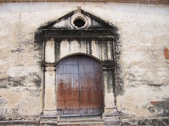 Ancient door (jmven) Tags: plaza church la cathedral kodak venezuela bolivar catedral margarita isla asunción z612