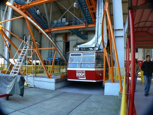 Roosevelt Island tramway - New York