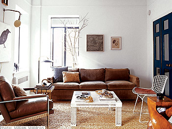 Nate Berkus' Living Room